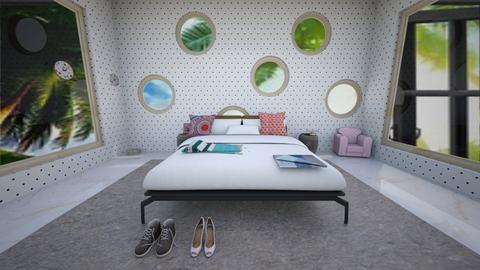 Polka Dot - Bedroom  - by zschmitt