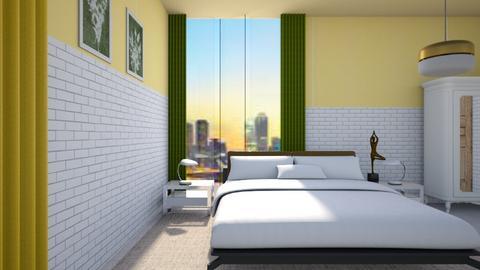 Brighter - Modern - Bedroom  - by augustmoon