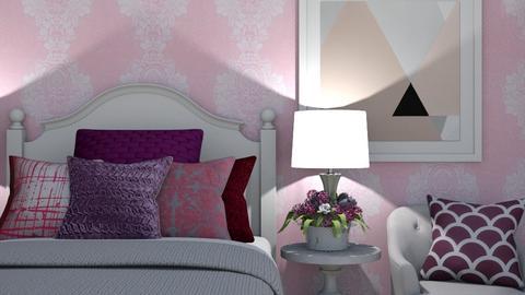 41 - Bedroom  - by somochi91