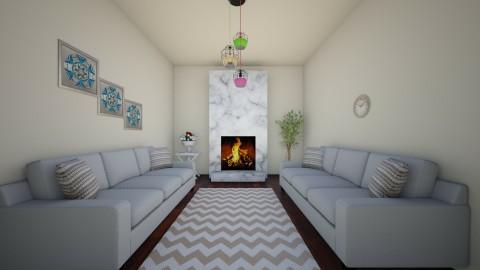 vintage living room - Vintage - Living room  - by Maddie Freeman
