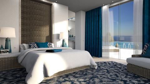 466 - Modern - Bedroom  - by Claudia Correia