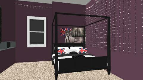 my room - by Jade Burns