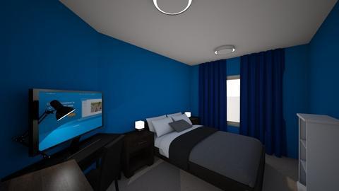 Bedroom Lighting Redesign - Bedroom - by Hide on Room