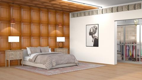 Master Bedroom1 - by yonvie