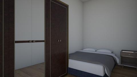 Kita1 - Bedroom - by AMajewskaZych