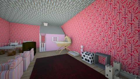 kids room - Modern - Kids room  - by Cocoa_Cat
