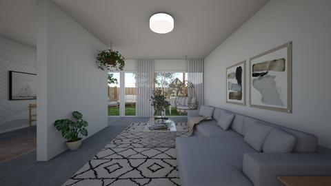 Lital living room 36 - Living room  - by erlichroni