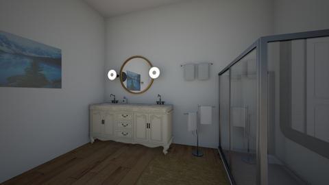 bathroom - Bathroom  - by CollinGray123