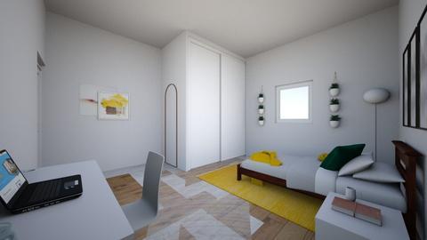ID Bedroom - Modern - Bedroom  - by tanahaag