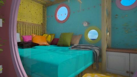 O - Kids room  - by Ni NI