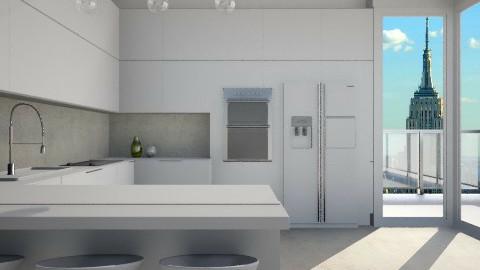 Minimal kitchen - by XValkhan