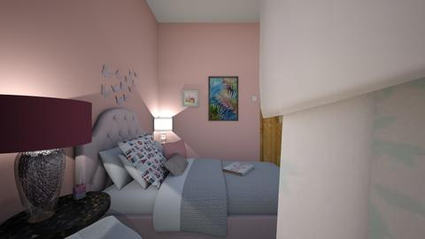bedroom - Classic - Bedroom - by  Elle