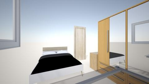 Tomer - Bedroom  - by daniellevy21