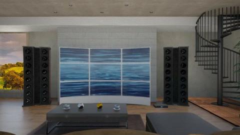 Concrete Living - by Martynas Krikstanavicius