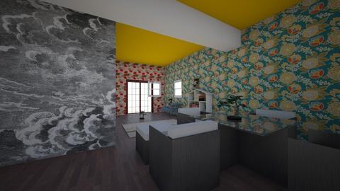 deneme 4 - Modern - Dining room - by alihan