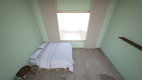 Bedroom - Rustic - Bedroom  - by ellymiles7