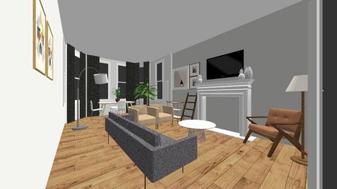 Living Room 1 - Living room - by KeatonMurphy
