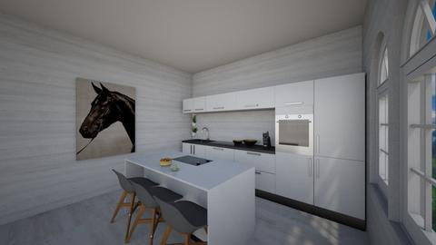 pt3 - Kitchen - by katarinaabelec8