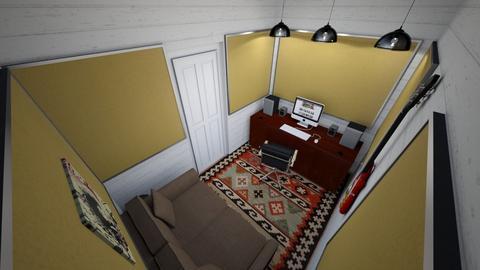 BEJI Studio - Minimal - Office  - by Iman Veldhuijzen