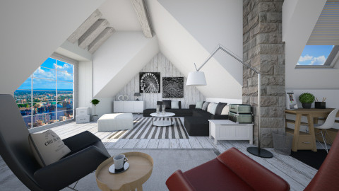 attic - by Senia N
