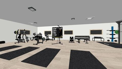 Gym - by Beatone