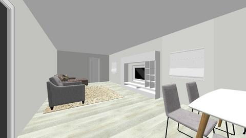 Harold Rd 1 - Living room  - by JLStratford