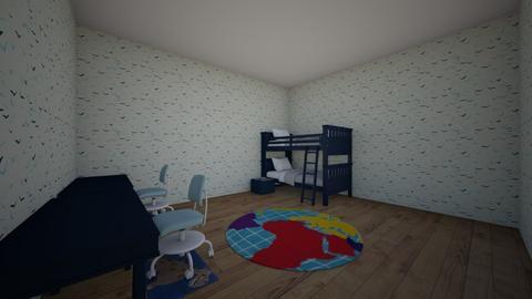kids dream room - Kids room  - by Sophiasstudio