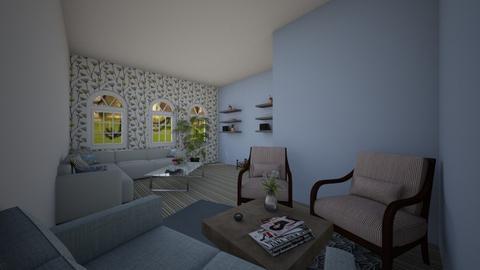 Living room - Modern - Living room  - by Pheebs09