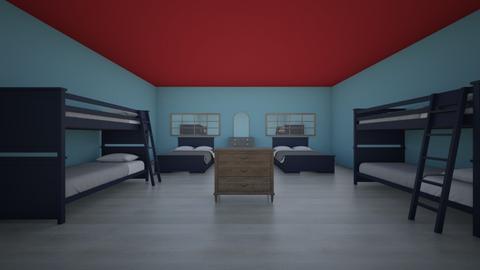 big master - Modern - Bedroom  - by atlas design