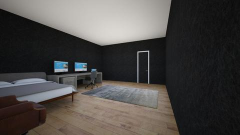 Will Room Plan - Bedroom  - by Will Worboys