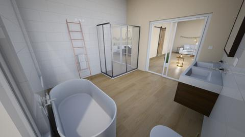 Bathroom - Bathroom  - by BubblyDaisies