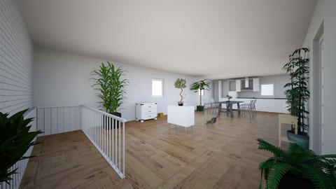 Stary plan - Bedroom  - by gabrielasiemiaszko