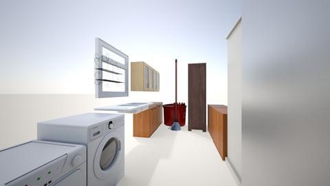 Utility Room - Kitchen  - by alanattias