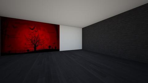 Haunted House  - by ihernandez