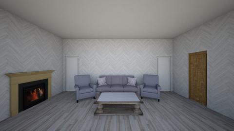 Original Set Design - Living room  - by Crylixx