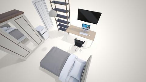 Burak - Bedroom  - by Burak361