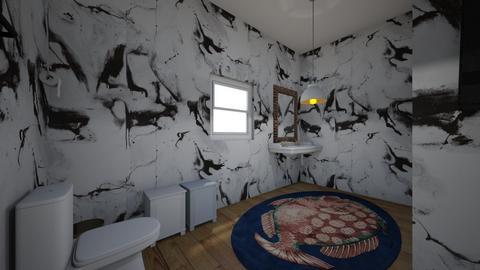 My bathroom - Bathroom  - by orlandoc
