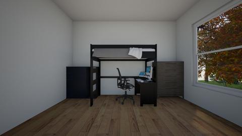 Habitacio - Modern - Bedroom  - by TRzeus20