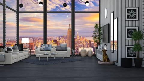 NY Apartment - Eclectic - Living room  - by Itzy