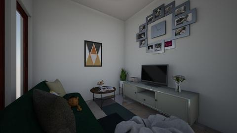 tipe36 1 - Living room  - by nonanymous_