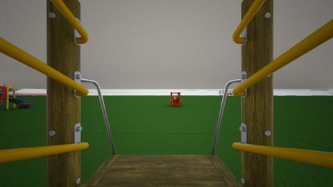 Park - Classic - Kids room  - by 3d house