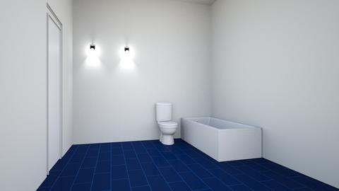 Adali Radke Guest Bath - Bathroom  - by JohnBenedict
