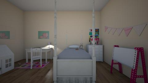kidss - Kids room  - by belladuque
