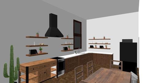 kitchen idea - Kitchen - by CaliGirl72Bunzy