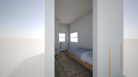 Shayna Bedroom - Minimal - Bedroom  - by DavidBurack