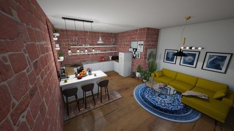 cosy - Kitchen  - by beyza123