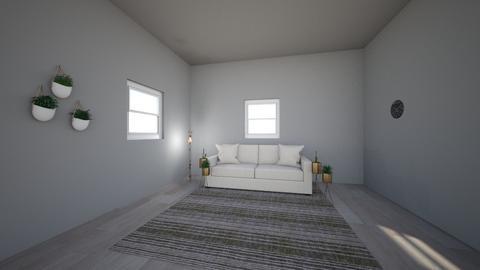 grey room  - by nessamartin