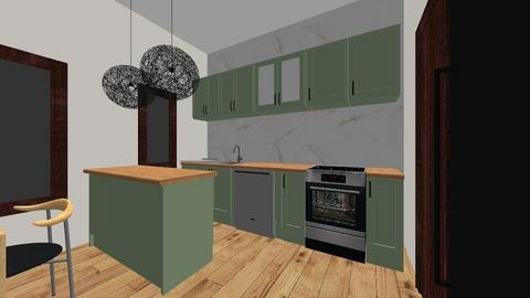Mi cocina - Kitchen  - by dianis1112