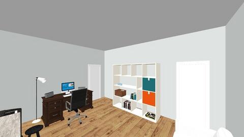 my Studio - Office  - by Federico04