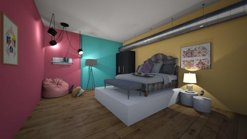 Also experiment - Bedroom - by brookwilliam